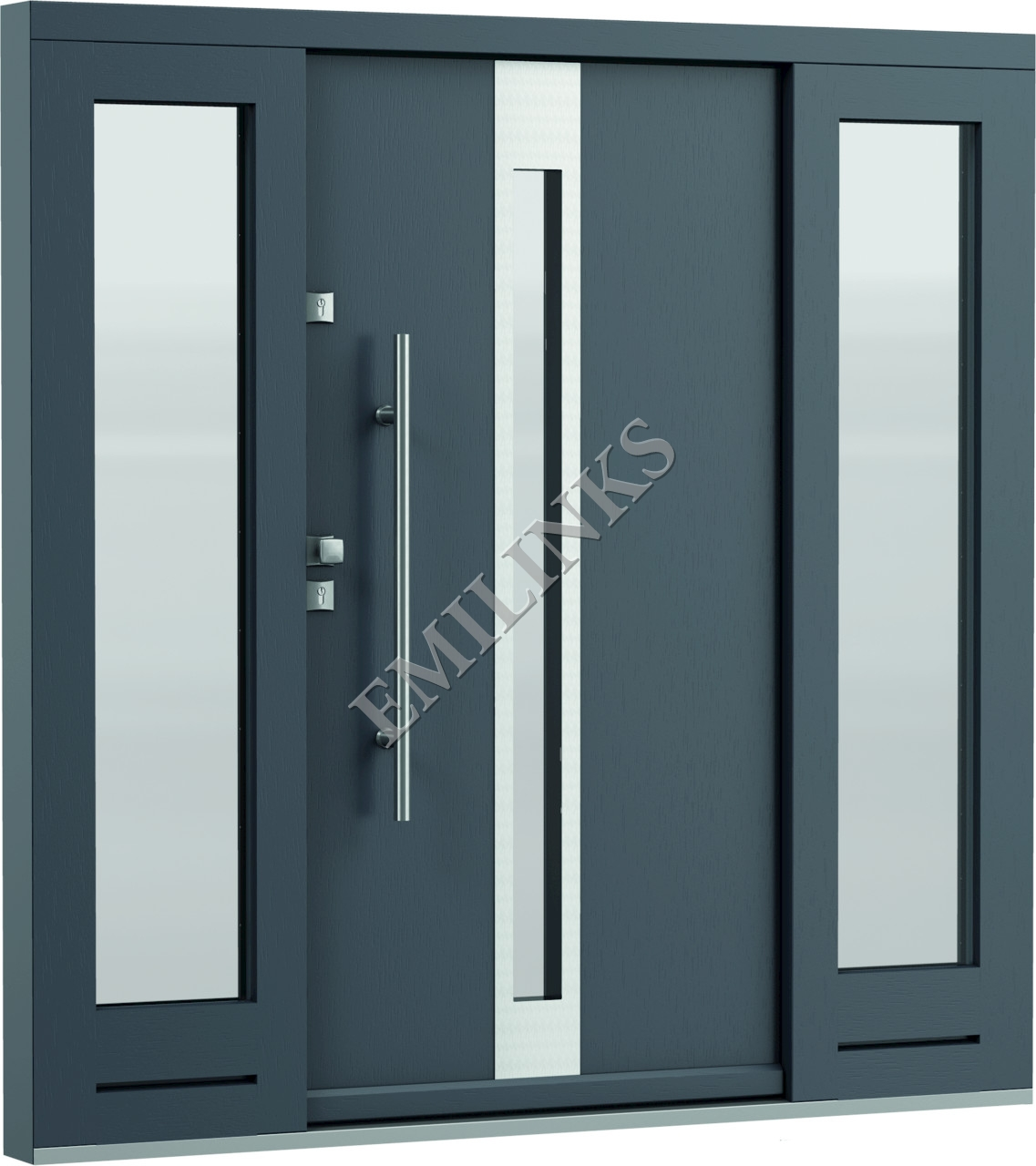 Emilinks Security Doors in Nigeria - EMI-SD1506025